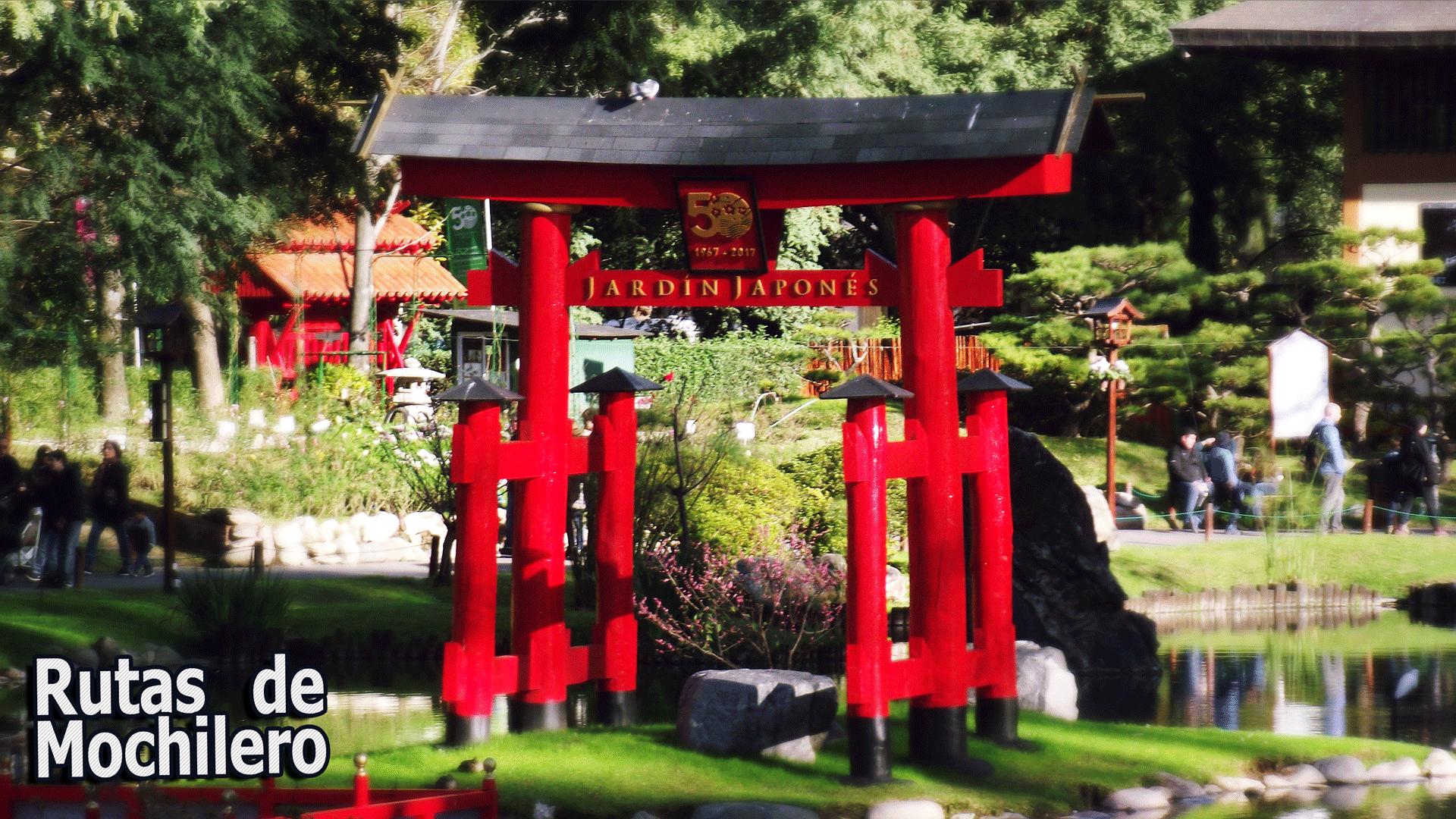 Jard n japones en palermo blog de viajes y rutas for Jardin japones palermo